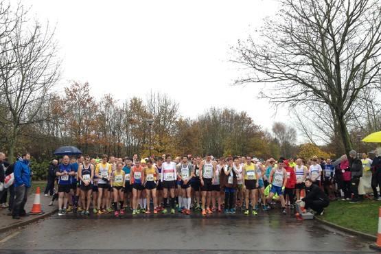 #Derbyrunnerstall at Heanor Pud Run 10K