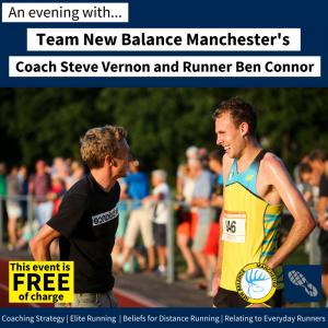 TNBM's Head Coach and Runner Ben Connor