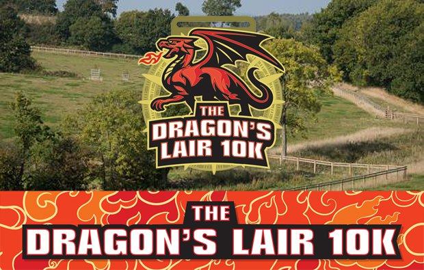 #Derbyrunnerstall at Dragon's Lair 10K