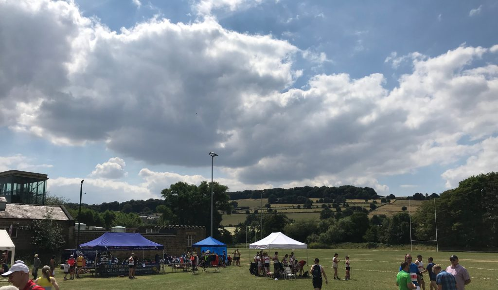 #derbyrunnerstall at Derwent River Relays